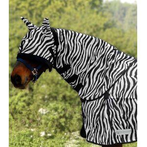 Waldhausen zebra mintás légytakaró nyakrész